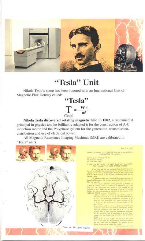 Tesla Measurement Tesla Unit