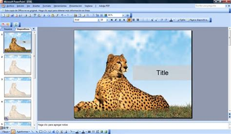 Animal Powerpoint Templates Free Animal Backgrounds For Presentations Animal Powerpoint Templates