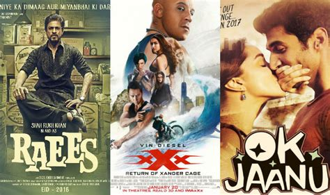 film romantis 2017 box office box office calendar 2017 of movies releasing in january