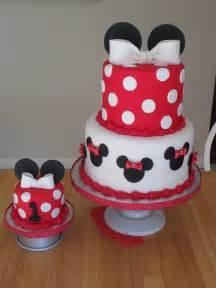 mini maus kuchen minnie mouse cake byrdie custom cakes