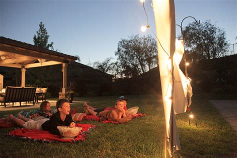 backyard the movie outdoor movie night adventures in the kitchen cooking classes