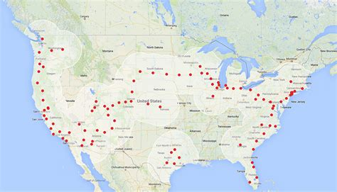 Tesla Supercharger Station Locations Tesla Supercharger Station Locations Tesla Free Engine