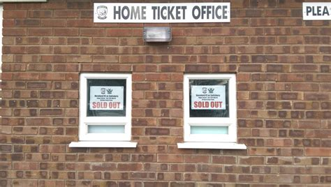 ticket collections details on collection of home tickets