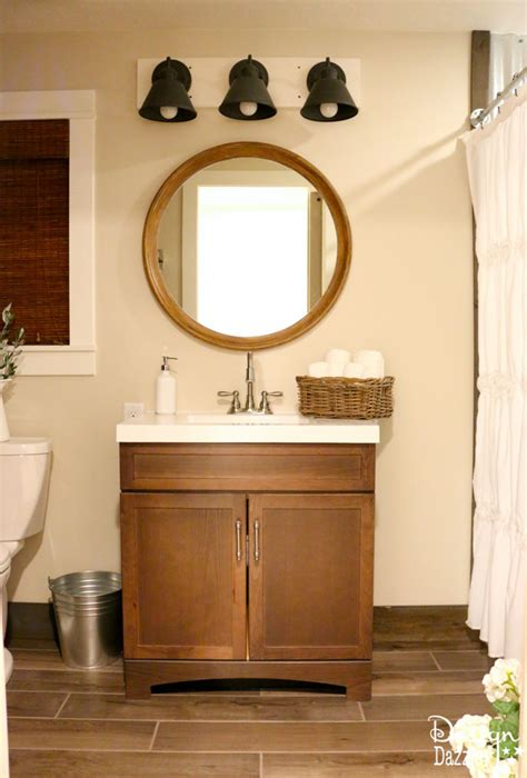 Modern Farmhouse Bathroom Vanity Lighting Make A Bold Statement With Farmhouse Lighting Design Dazzle