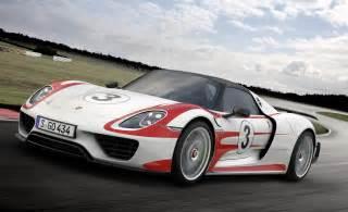 The Porsche The Porsche 918 Spyder Has Been Produced News