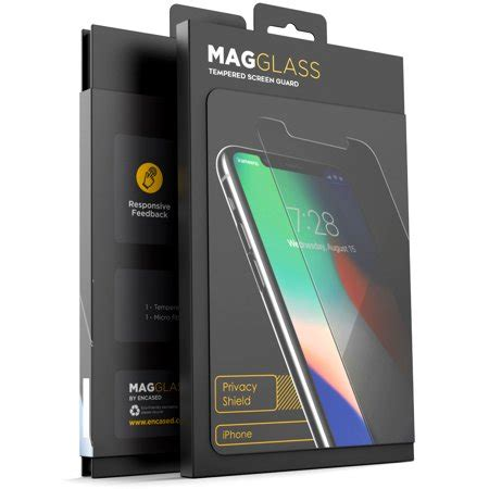 privacy guard for iphone xr tempered glass screen protector anti walmart