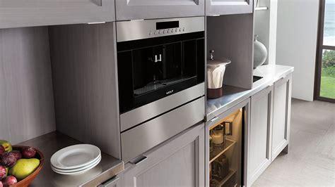 kitchen appliances boston wolf built in coffee maker system boston appliance