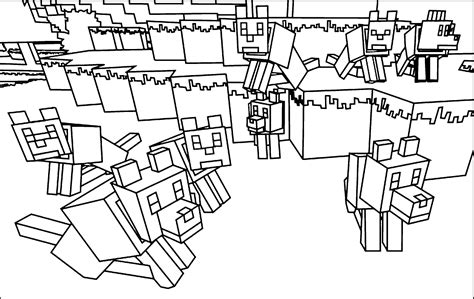 minecraft witch coloring pages minecraft 113 jeux vid 233 os coloriages 224 imprimer