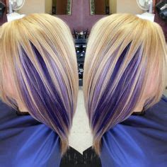 can you have purple highlights for a 60 year woman 1000 images about blonde platinum ombre hair style and