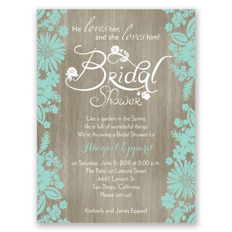 Honeymoon Shower Invitations by Bridal Shower Invitations Inexpensive Bridal Shower