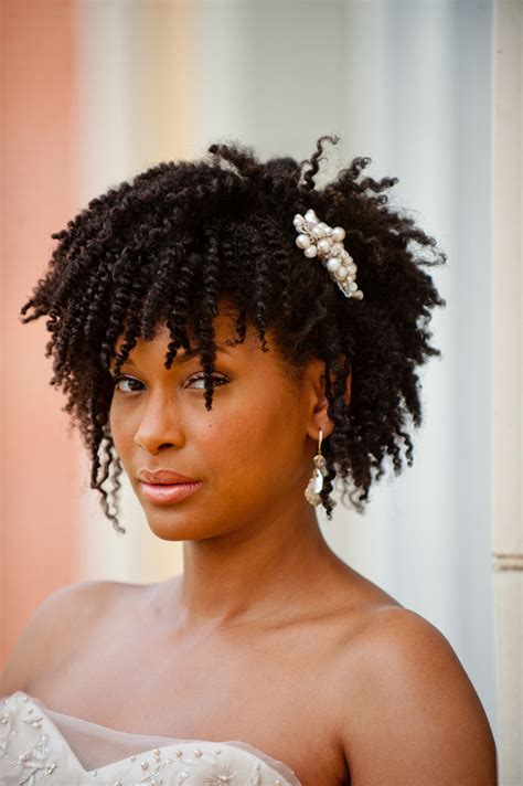 wedding hairstyles natural afro hair pretty curls natural hair inspiration for african