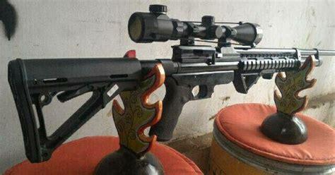 Harga Airgun by Jual Harga Senapan Angin Gas Predator Marauder Dural 32 Rp