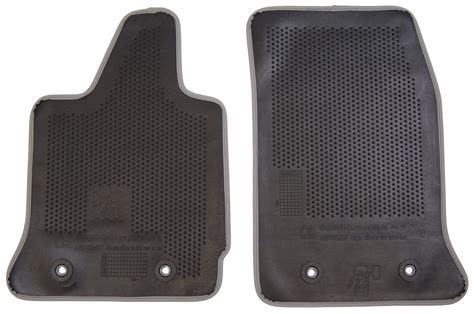 2015 chevy corvette floor mats 2014 2015 chevy corvette c7 front floor mats med ash gray