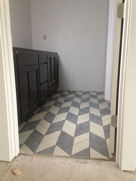herringbone tile floor stunning herringbone pattern tile floor pics design ideas