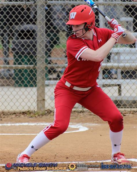 sports madison badgers softball wisconsin senior chloe miller becomes