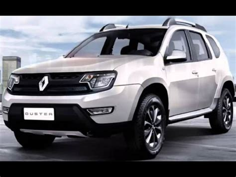 renault duster 4x4 2015 2016 renault duster suv facelift first look youtube