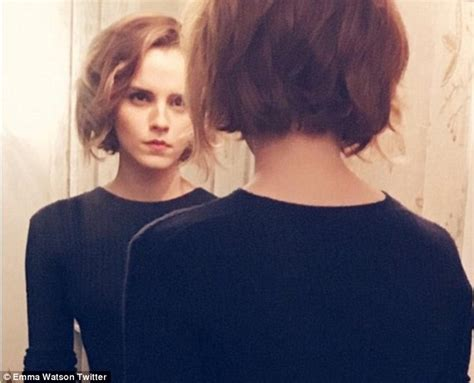 latest hairstyles 2015 daily mail emma watson debuts gorgeous ombr 233 colouring in her tousled