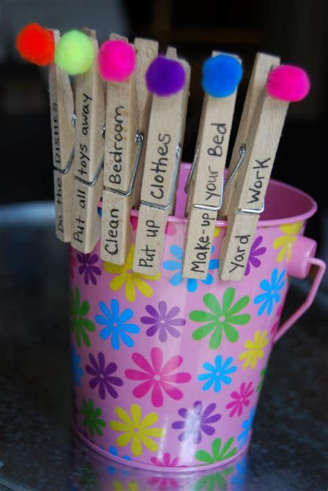 kids chore bucket fun family crafts