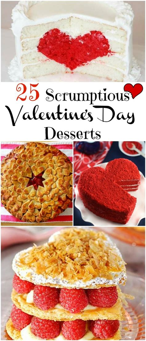 valentines day desert 25 scrumptious s day desserts