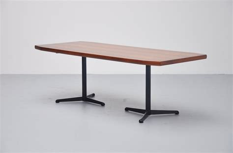 Vintage Conference Table Vintage Italian Conference Table By Osvaldo Borsani For Tecno For Sale At Pamono