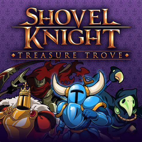 shovel treasure trove nintendo switch