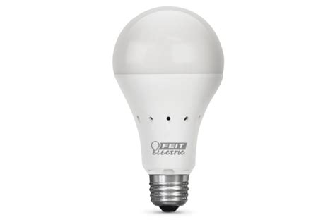 feit electric led light bulbs review feit intellibulb battery backup review