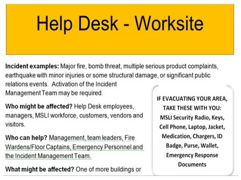 business continuity exercise template any disaster in 2012 lightning safety bcp tabletop