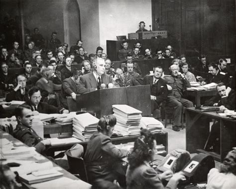 Nuremberg Trials Essay Ideas by Fresh Pickin S News From The Archives Special