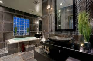 Dark Gray Bathroom Ideas - 17 modern luxury bathroom designs black gray color schemes