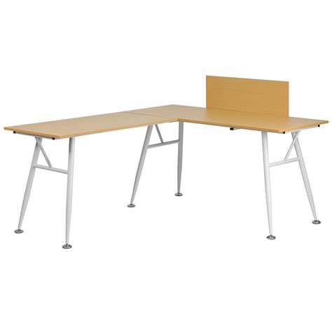 Small L Shaped Computer Desk Florence L Shaped Computer Desks