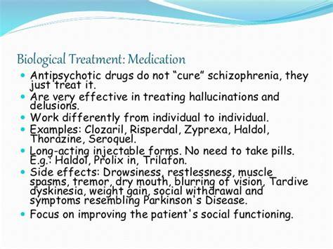 How Does It Take To Detox From Thorazine by Schizophrenia