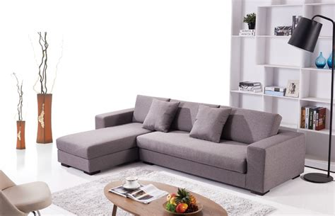 sofas en l modernos modern l shaped upholstery fabric cover sofa designs and l