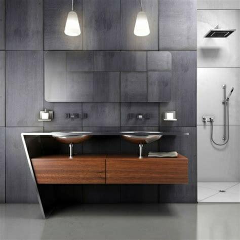 Badezimmer Unterschrank Zwei Waschbecken by Waschtisch Aus Holz F 252 R Mehr Gem 252 Tlichkeit Im Bad