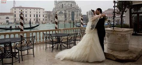 5 Famous Wedding Destinations in the World with their Top