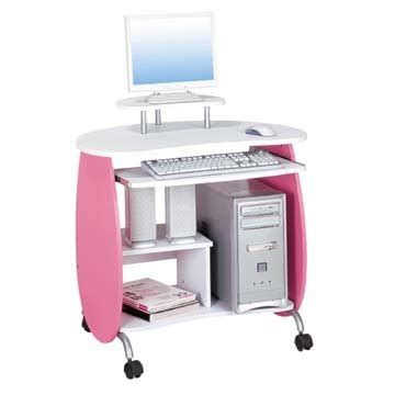 Pink Computer Desks Pink Computer Desk Computer Desks For