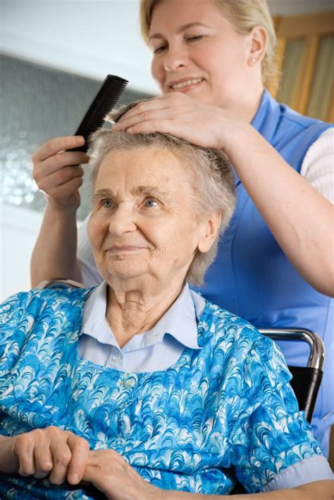 Small Home Care For Elderly Elderly Population Spurs Small Business
