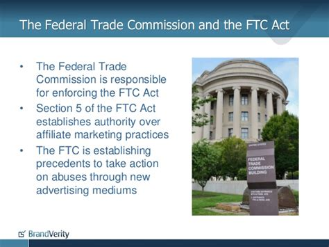 section 5 federal trade commission act ftc disclosures what you need to know