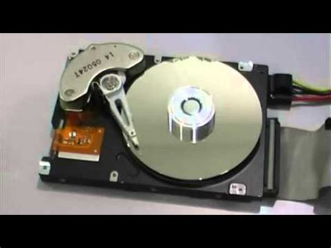 Hardisk 3d concept of disk hdd 3d animated
