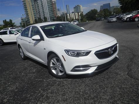 2020 Buick Regal Sportback by New 2019 Buick Regal Sportback Preferred 4dr Sdn In