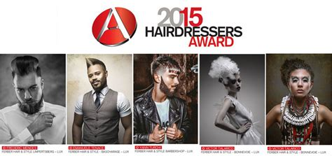 Hair Style Books For Salon 2017 Belgique by Cinq Nominations Aux Hairdressers Award Ferber Hair