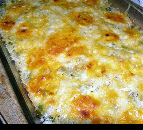 broccoli rice casserole recipe dishmaps