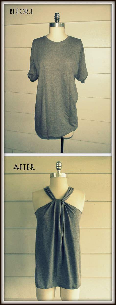 diy tshirt 37 truly easy no sew diy clothing hacks page 2 of 2 diy projects