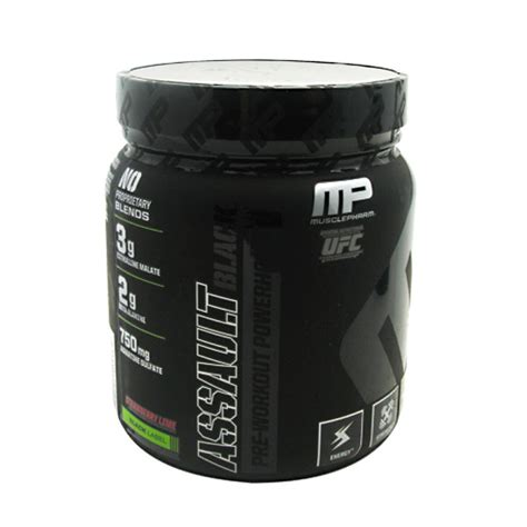 Combat Black Gainer 5 Lbs Musclepharm Promo Expired musclepharm black label assault black 30 servings