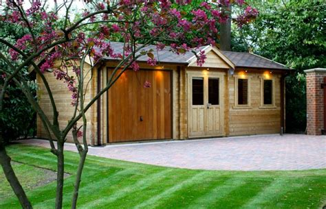 garden log cabins uk summer log cabins tunstall garden