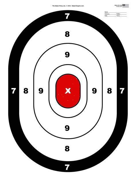 printable shooting targets battleship shooting targets gun range shooting target painted
