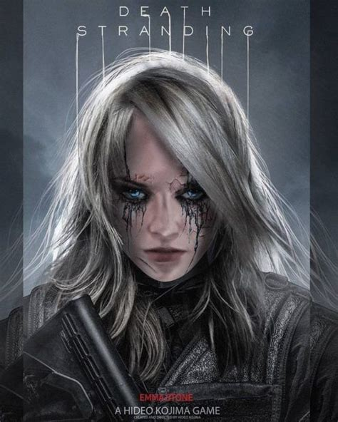 emma stone video game another lead that might indicate emma stone is a part of