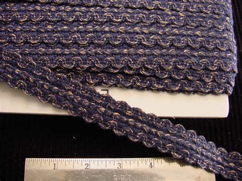 upholstery braid and trimmings decorative braid trim made in italy vintage braided