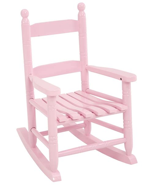 Jack post pink childrens rocking chair kn10p rural king