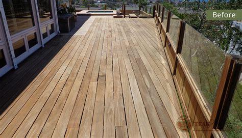 deck restoration orange county deck refinishing orange county
