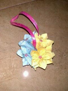 cara membuat bunga pakai origami wini home cara membuat origami bunga kusudama